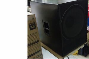 SUB WOOFER PASSIF JBL 2241H (neuf) (Electro-Voice, RCF)