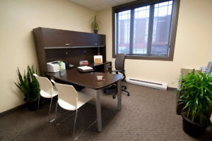 Fully Furnished Office Space Available!