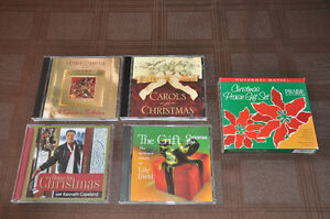 NEW PRICE - CDs - Christmas