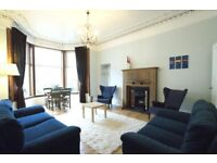 Immaculate ground floor flat at the heart of Pollokshields