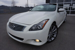 INFINITI G37S CONVERTIBLE 2009 LIKE NEW!! 584$MOIS 20995$