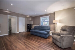 A Large Beautiful One Bedroom Walk-out Basement in West Armdale!