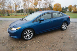2012 HONDA CIVIC  AUTO LOADED Sedan