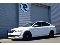 2015 15 SKODA OCTAVIA 1.6 BLACK EDITION TDI CR 5DR