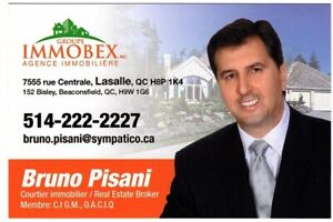 Real estate broker/ Courtier immobilier
