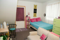 ALL-INCLUSIVE STUDENT BACHELOR FOR RENT-avail. MAY 1st!