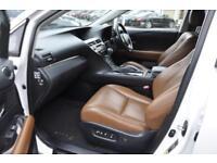 2013 Lexus RX 450h 3.5 Luxury CVT 4x4 5dr