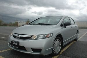 2009 HONDA CIVIC DX-G CLEAN TITLE CERTIFIED & E-TEST