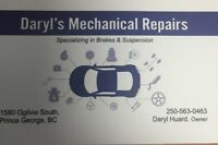 Daryl's Mechanical Repairs