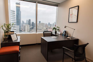 Professional Downtown Yonge Street Office Space from $750.
