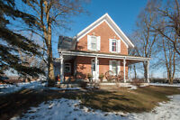 13281 Forward Rd, Chesterville, Victorian Country  Home 2 acres