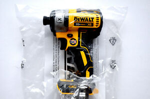 NEW! DeWALT 60V 20V XR BRUSHLESS 3-Speed Impact Driver TOOL ONLY