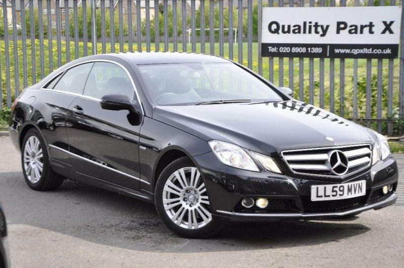2010 mercedes benz e class 3 0 e350 cdi se 2dr in harrow. Black Bedroom Furniture Sets. Home Design Ideas