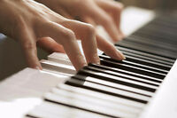 Piano/Keyboard Lessons In Home - Fall Discount