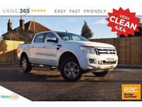 Ford Ranger GREAT SPEC AUTO AIR CON HEATED SEATS CRUISE CONTROL LIMITED 4X4 DCB