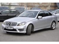 2014 Mercedes-Benz C Class 2.1 C220 CDI AMG Sport Edition 7G-Tronic Plus