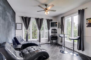 Nice split levels, living room with cathedral ceiling. To see! Gatineau Ottawa / Gatineau Area image 4