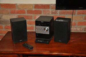 Ensemble audio Sony