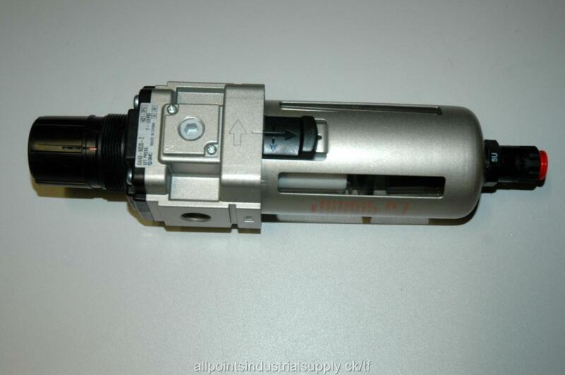 SMC AW40-N03D-Z Filter Regulator - NOS