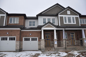 Brand New Oakville Traditional Townhouse For Rent