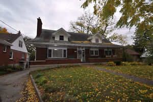 One Rm left in shared house on Brough St.   Avail. May or Sept.