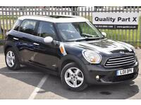2011 MINI Countryman 2.0 Cooper D (Chili pack) ALL4 5dr