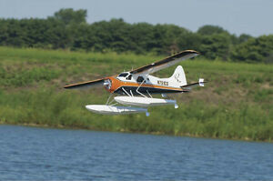 DHC-2 Beaver Select TXR RC Airplane
