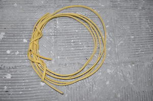 Selling Cheap - Left over piece of Gas Stove and 20 amp wire!