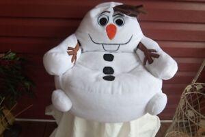 Disney Frozen Olaf ---Toddler Bean Bag Play Chair