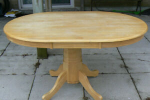 Wooden Dining Table- Very Nice Condition
