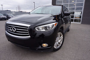 INFINITI JX35 TECHPACK 2013 EXCELLENT CONDITION 360$ MOIS 19995$