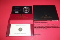 "2006 RCM Brilliant Uncirculated ""Victoria Cross' Dollar"