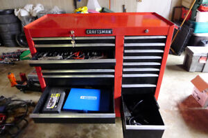 Craftsman HD tool chest