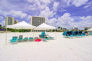 1BR1BA Gulf Coast Condo on Siesta Key Beach Sarasota Free WiFi k