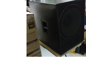 JBL 2241H SUB WOOFER PASSIF (neuf) (Electro-Voice, RCF)