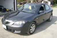 2008 Mazda Mazda3 Sport manuel loaded Sedan