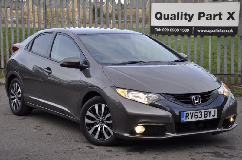 2013 honda civic 1 6 i dtec es hatchback 5dr in wembley for Honda civic hatchback 2013