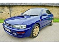 2017 Subaru Impreza WRX V2 STI 555 Saloon Petrol Manual