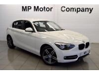 2015 64 BMW 1 SERIES 2.0 116D SPORT 114 BHP 5DR 6SP ECO DIESEL HATCH,38,000M,FSH