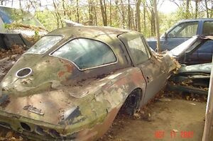 Wanted to purchase 1963 to 1967 Corvette