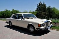 1987 Bentley Eight (Rare Bentley)