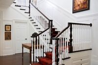 Trim - Crown Moulding - Baseboards - Wainscoting