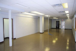 Retail, Office and Storage available!!!