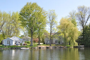 3 Cottage in Beautiful White Lake 45 from city  1-4 bedroom also