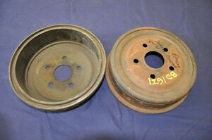 NOS Vintage Brake Drums and Rotors