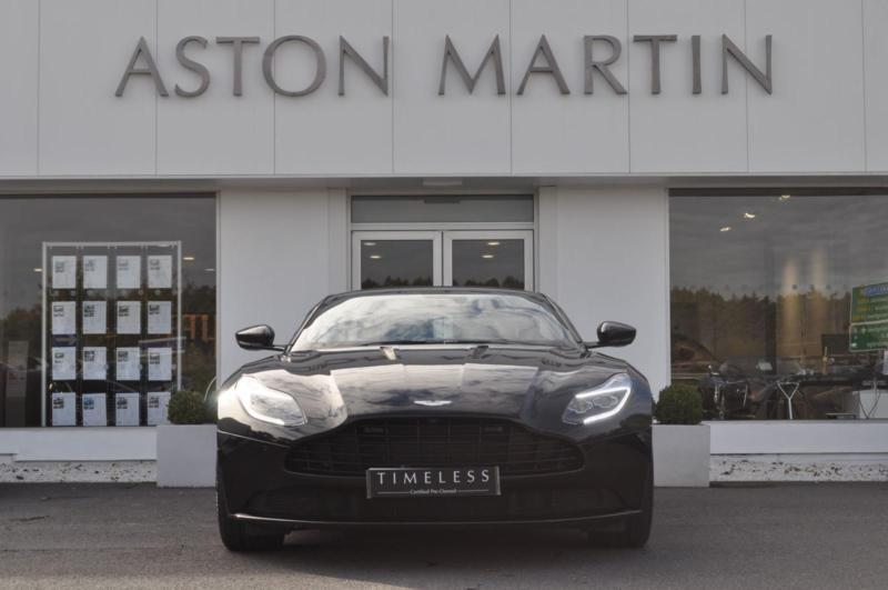 2018 Aston Martin Db11 V12 2dr Touchtronic Automatic Petrol Coupe