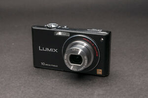 Panasonic Lumix FX37 Digital Camera
