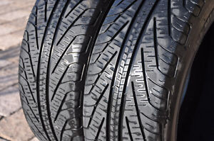 Michelin Hydroedge 205/55/16 - set of 2 tires, 85% new