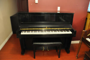 Steinway upright for sale!
