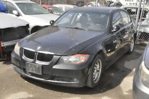 C BMW E90 323i MANUAL 6 SPD PROJECT FOR SALE - COMPLETE BUILT MA
